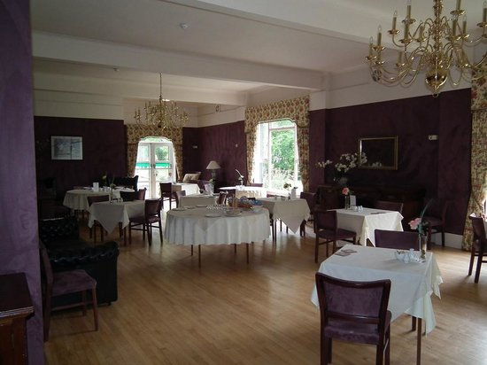 The Lagg Hotel: Dining Room
