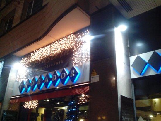 Trobador Rambla Catalunya: restaurante.