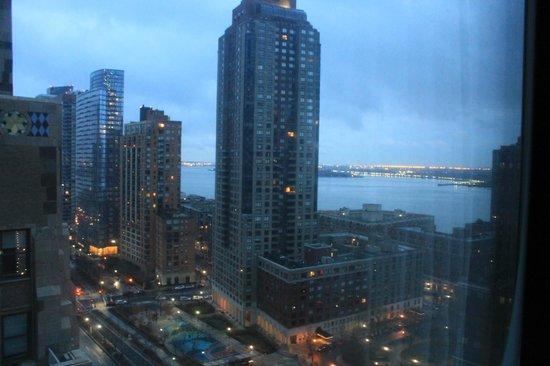 New York Marriott Downtown: vists da camera