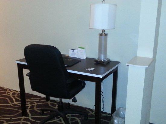Best Western Plus Savannah Airport Inn & Suites: Desk