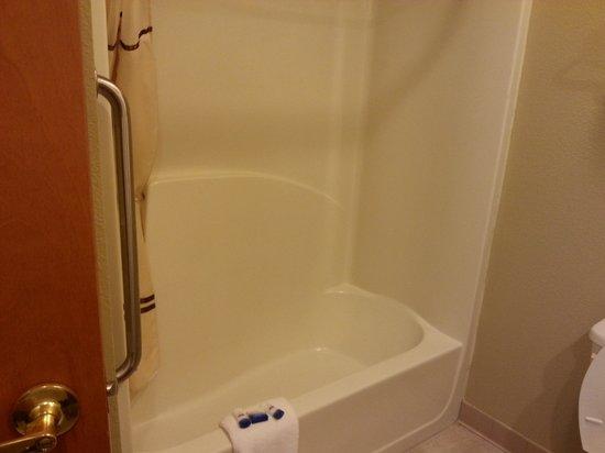 Best Western Plus Savannah Airport Inn & Suites: Bath2