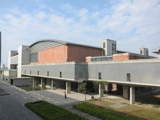 National Museum of Taiwan History : museum grounds