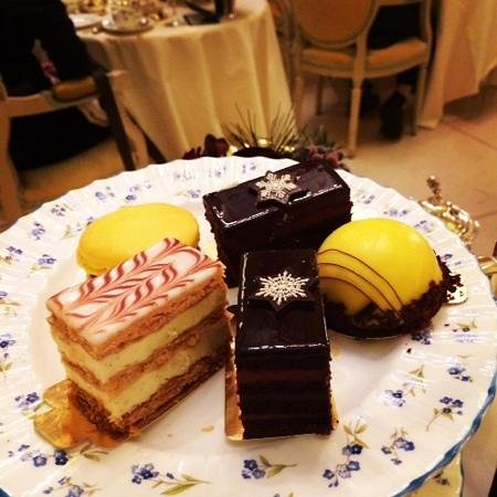 The Ritz London: Plenty to enjoy
