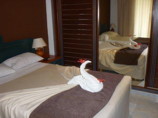 Sirenis Punta Cana Resort Casino & Aquagames: Mi habitacion