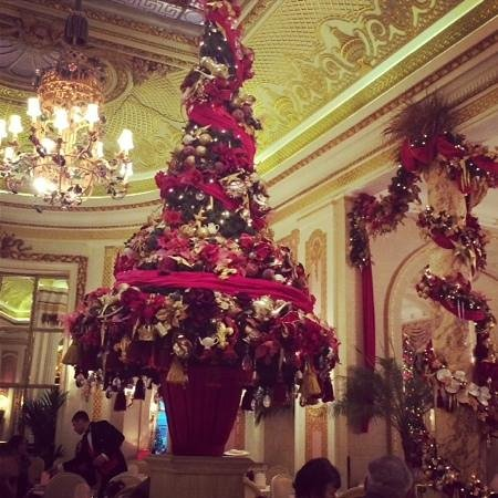 The Ritz London: Christmas at The Ritz
