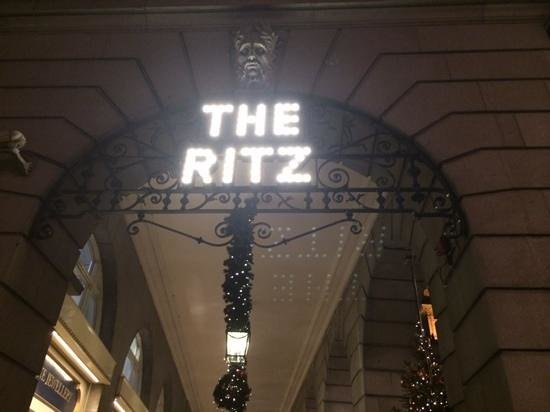 The Ritz London: Glam...