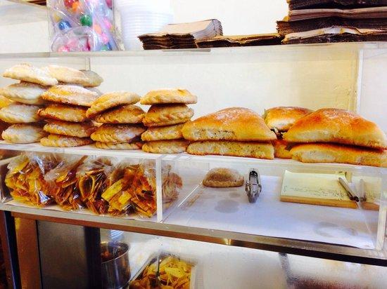 Las Tinajas Restaurant: the sweets pastries