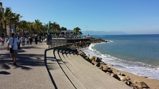 Now Amber Puerto Vallarta: Malecon