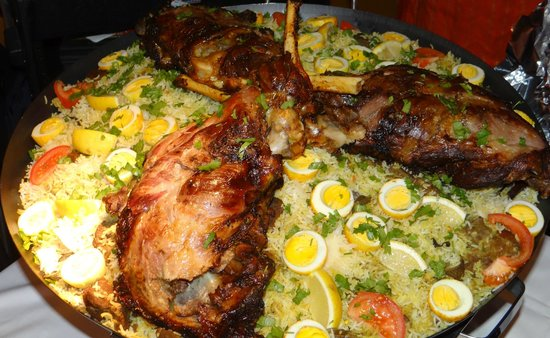 Noori's Restaurant: Noori's Hyderabadi Lamb Biriany for special occasion