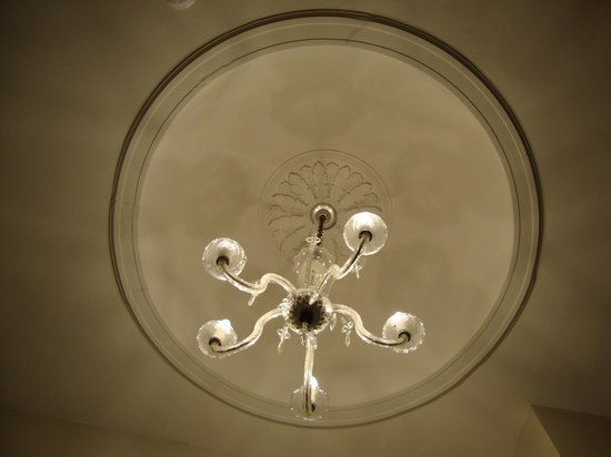 Inn on St. Peter: Light with Dome