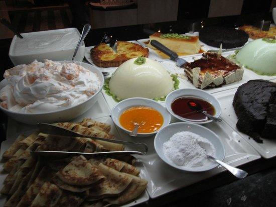 Hotel Riu Tikida Garden : un autre buffet de desserts