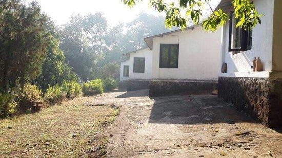 Kundalika Cottages : The cottages.