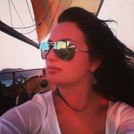 Фиростефани, Греция: на прогулке по мор из фиры