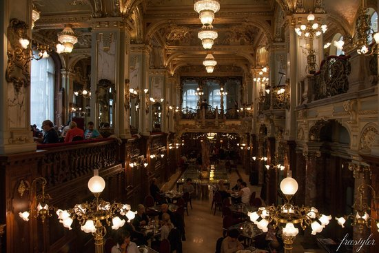 Cafe New York Budapest Picture Of New York Cafe
