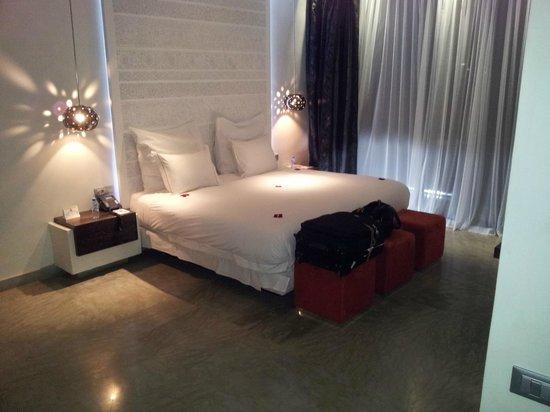 César Resort & Spa : Zimmer