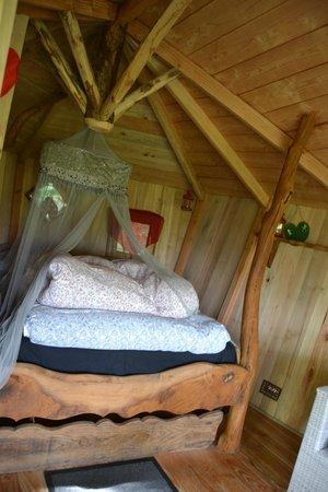 Vallee de Pratmeur: un lit ultra moelleux!!