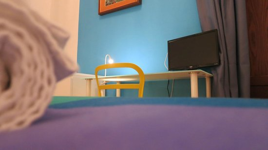 Bed & Breakfast Trento: Stanza Blu