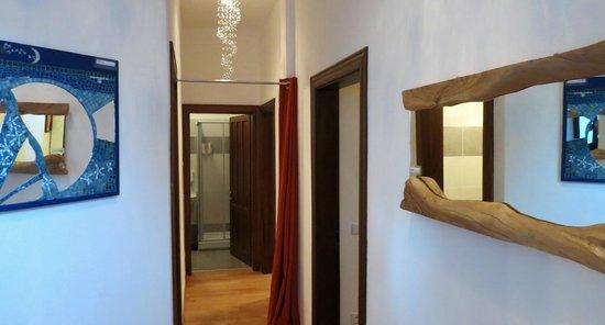 Bed & Breakfast Trento: corridoio