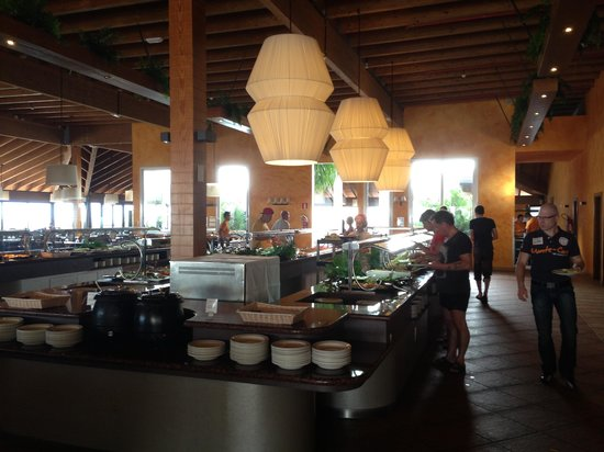 Be Live Family Costa los Gigantes : Lunch restaurant
