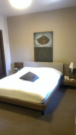 City Suite Hotel: room