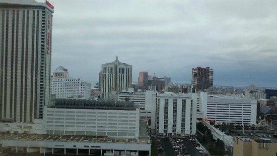 Showboat Atlantic City Casino : room view (south)