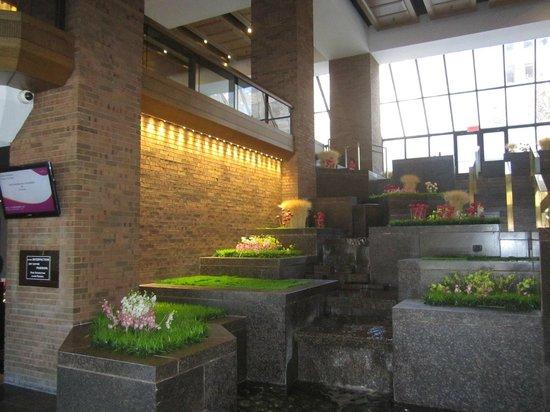 Crowne Plaza Gatineau-Ottawa : Bienvenue au Métro Bonaventure