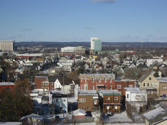 Crowne Plaza Gatineau-Ottawa : La vue de jour