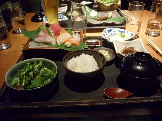 EN Japanese Brasserie : ambiente requintado