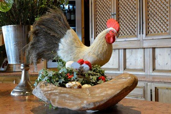 Interalpen-Hotel Tyrol: Easter
