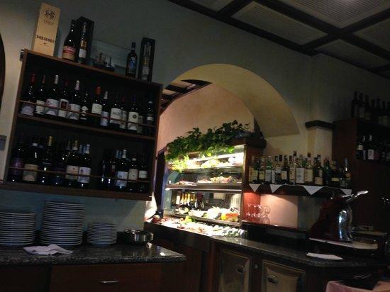 Al Grigliaro: Interior