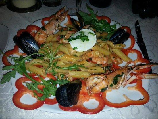 Sempione: Fantastici i primi di pesce! In assoluto il migliore ristorante della zona!!