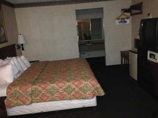 Days Inn Austin/University/Downtown: room