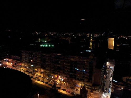 Dom Henrique Hotel: Vista panorâmica da cidade do Porto