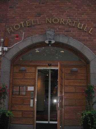First Hotel Norrtull: ingresso