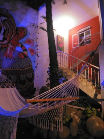 Urban Buddha Hostel Medellin : zona recreativa