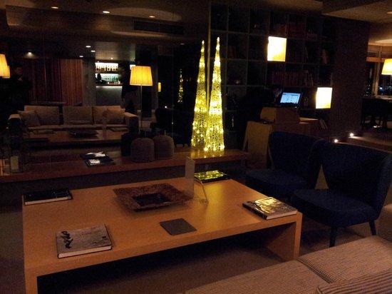 Dom Henrique Hotel: Ambiente acolhedor
