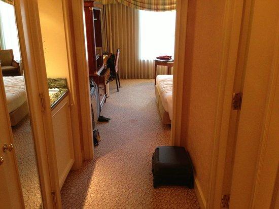 RIHGA Royal Hotel Tokyo: entry