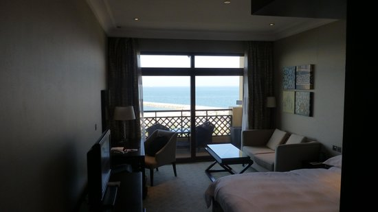 Hilton Ras Al Khaimah Resort & Spa: View from room