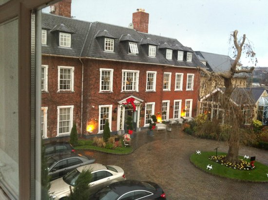 Hayfield Manor Hotel : View From my room