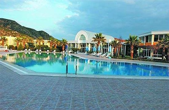 Hierapolis Thermal Hotel : Pool