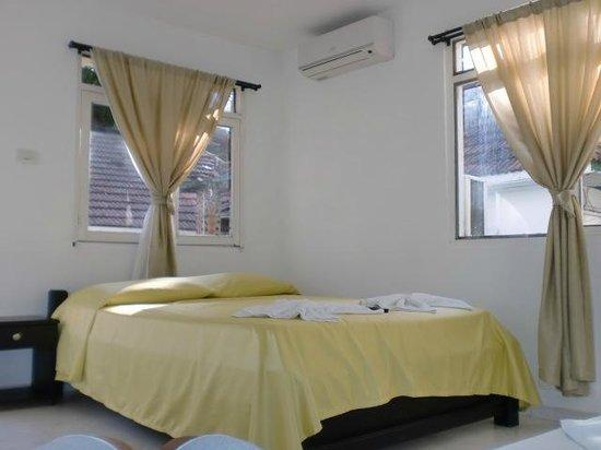 Hotel Balcones de Bocagrande : excelente habitacion al mejor precio