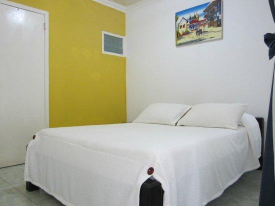 Hotel Balcones de Bocagrande : habitacion doble