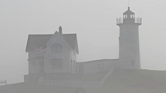 Cape Neddick Nubble Lighthouse : Faro
