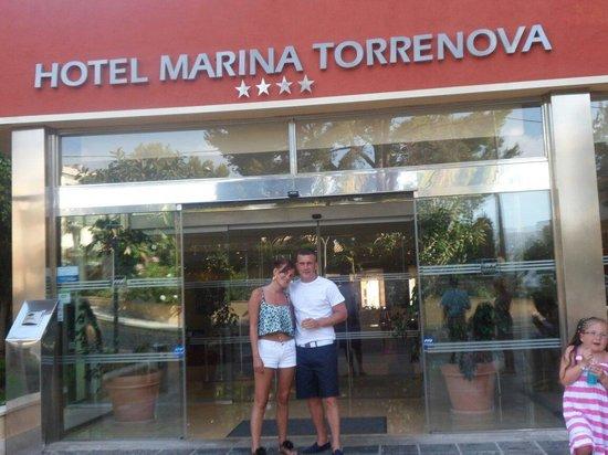 Hotel Marina Torrenova: July 2012
