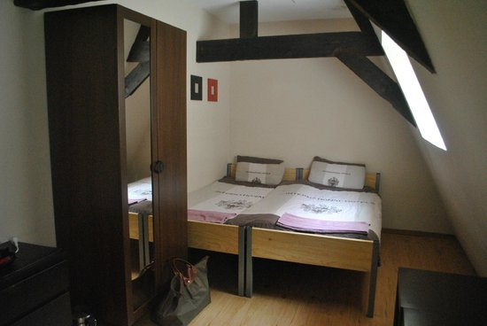 St Christopher's Inn at the Bauhaus: Chambre du Budget Hotel