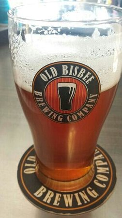 Old Bisbee Brewing Company : Old Bisbee Brewing Double Hopped IPA