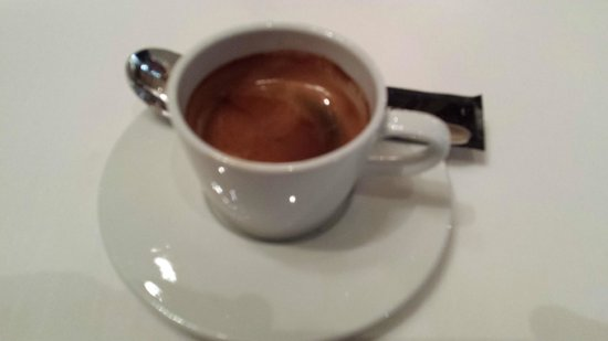 Munkebjerg Hotel : Espresso