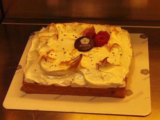 Takashi Ochiai Pastisseria: cake