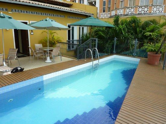 Hotel Casa do Amarelindo: Pool
