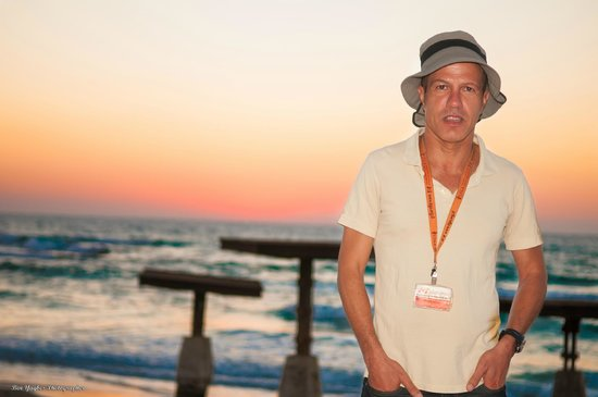 Ron Lev-Your Private Day Tour Guide in Israel: Ron Lev - Sunset in the Mediterranean